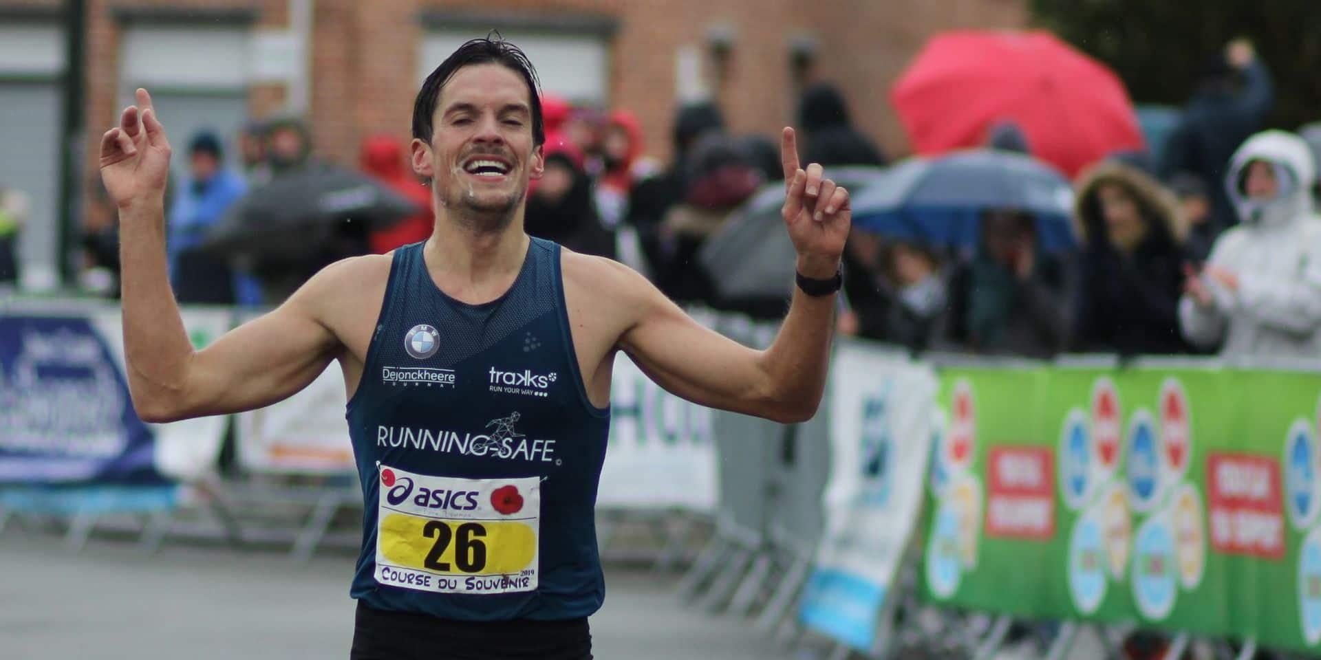 Course du Souvenir: Pierre Denays vainqueur des 8 km