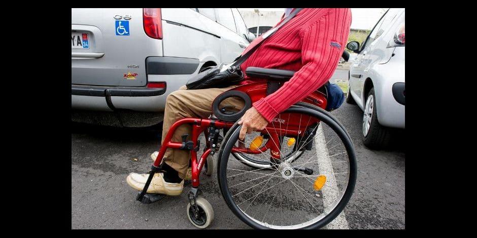 Wavre : elle agresse une handicapée sur un parking
