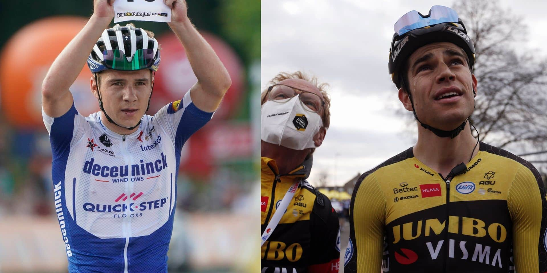 Pourquoi Van Aert et Evenepoel lâchent le championnat de Belgique du contre-la-montre