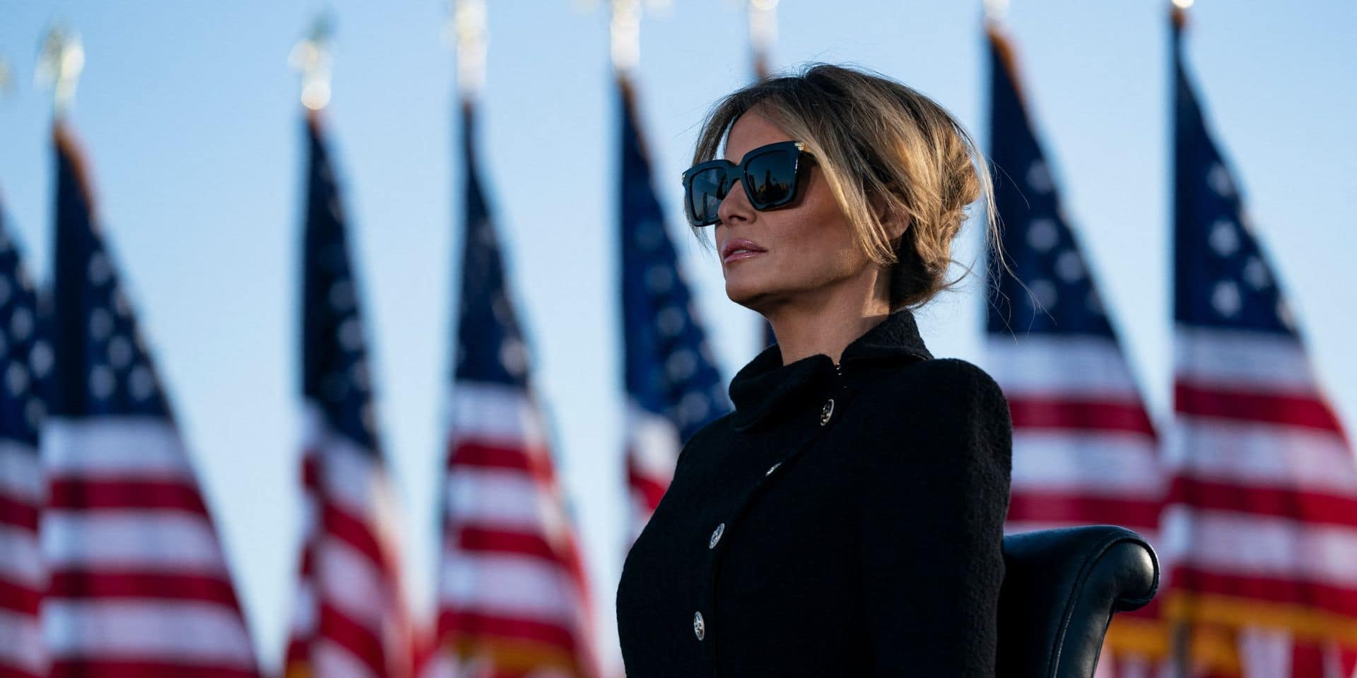 L'étonnante reconversion de Melania Trump