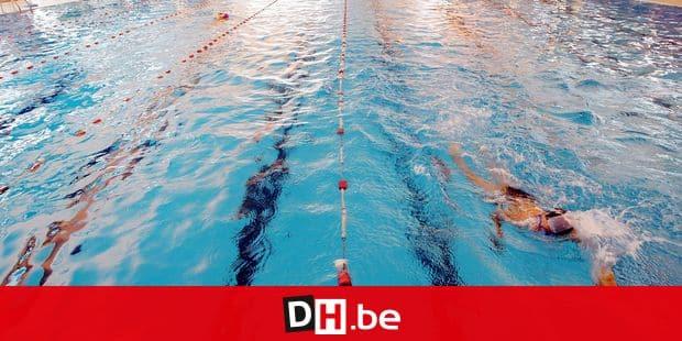 La piscine olympique de Molenbeek