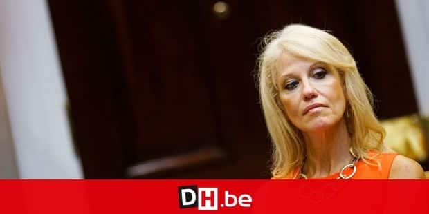 Kellyanne Conway, proche conseillère de Trump, révèle avoir été victime d'agression sexuelle