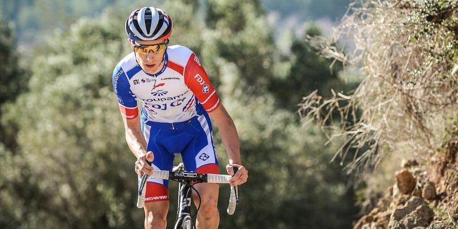 Cyclisme : Moniquet finit en beauté chez les espoirs