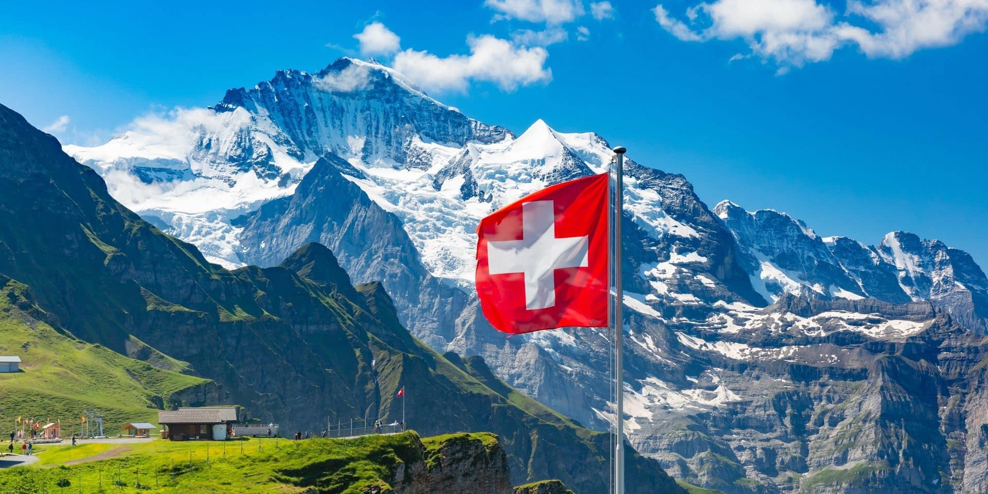 La Suisse n'a pas droit à son Champagne