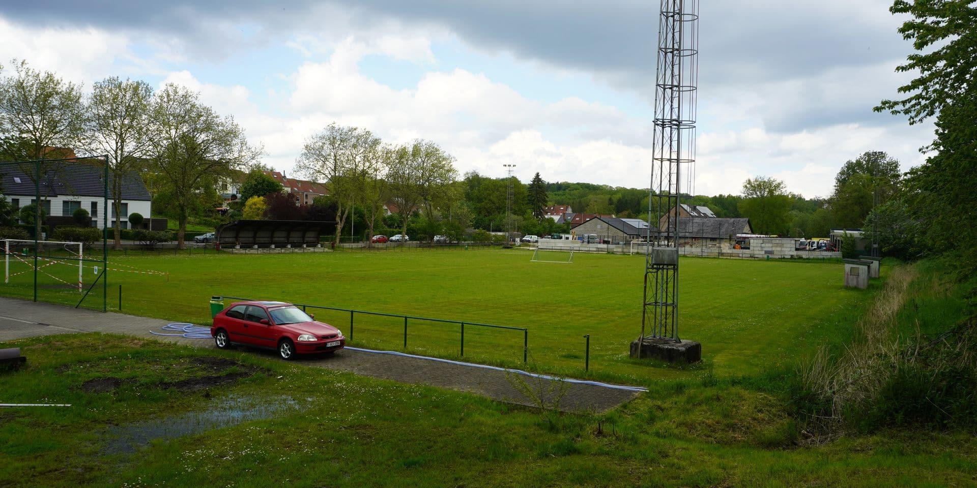 Un nouveau projet pour créer un terrain mixte foot/rugby à La Hulpe