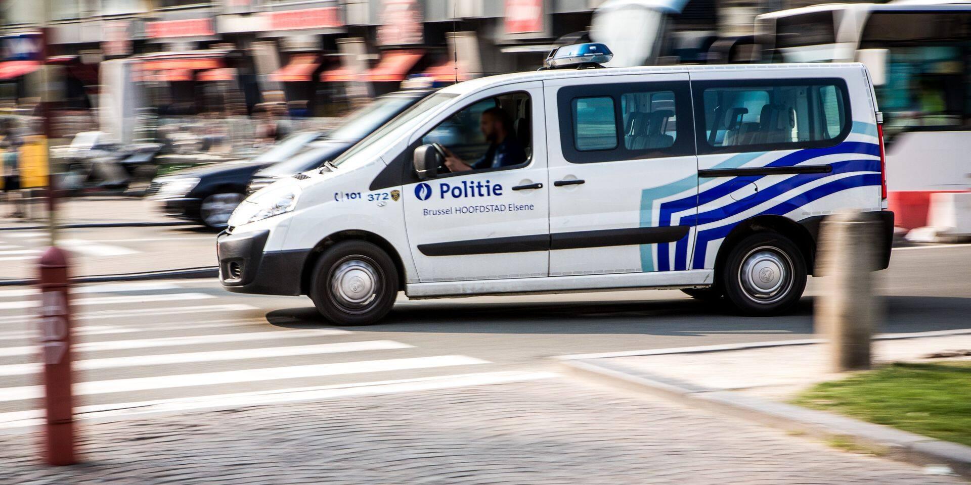 Un mort et un blessé grave dans un accident de la route à Leuze-en-Hainaut