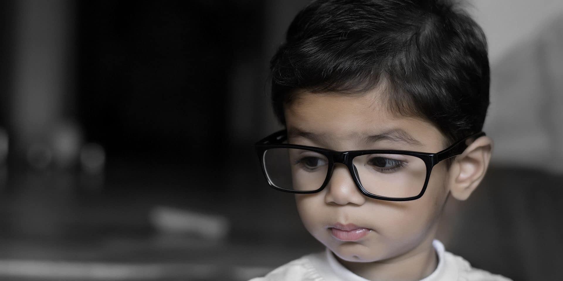 De plus en plus d'enfants consultent un ophtalmologue