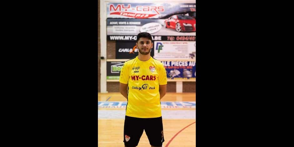 Futsal: Di Stasio chez les Loups !