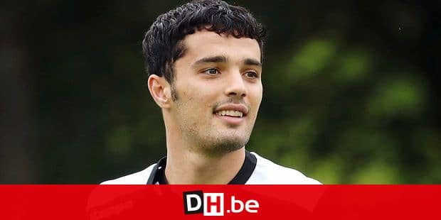 Charleroi's new player Omid Noorafkan pictured during the first training session of Jupiler Pro League team Sporting Charleroi, for the 2018-2019 soccer season, in Charleroi, Monday 25 June 2018. BELGA PHOTO VIRGINIE LEFOUR