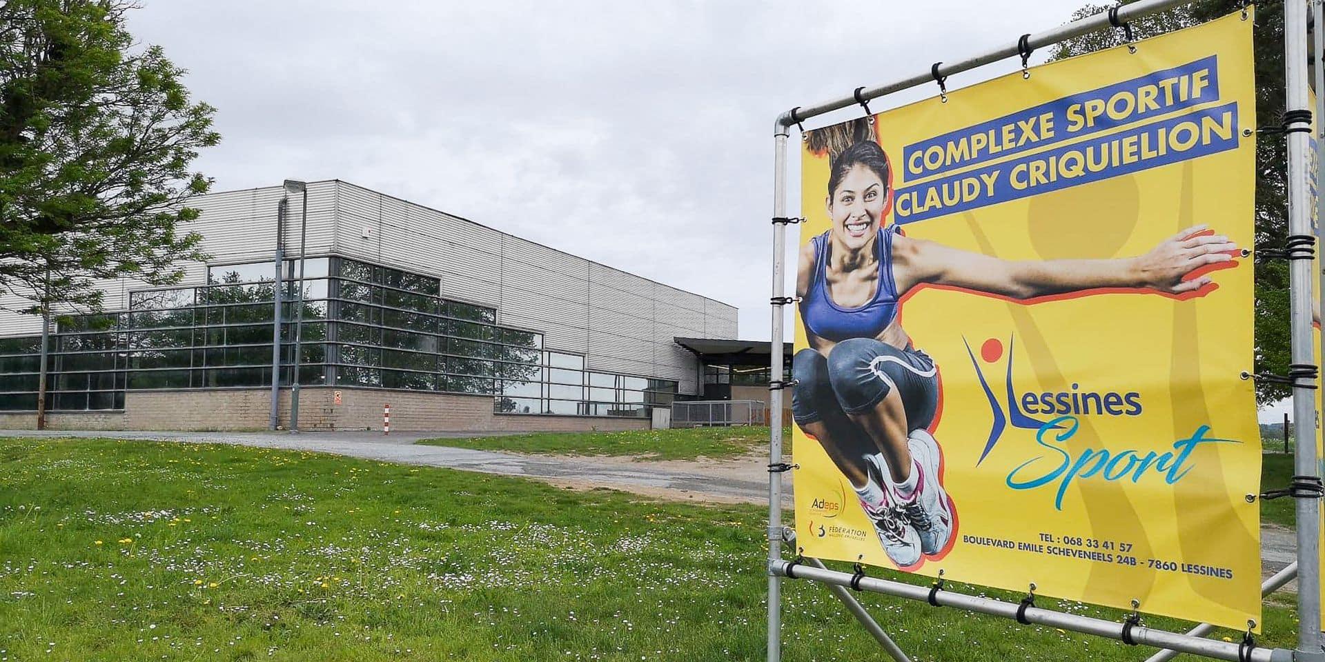 Lessines : le centre sportif suspend ses activités pour les adultes