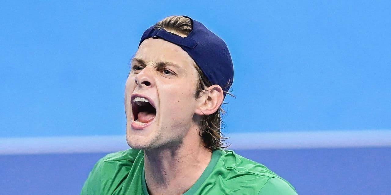 Issu des qualifications, Zizou Bergs remporte un deuxième sacre en Challenger à Lille