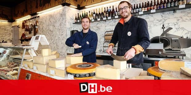 Photos Bernard Demoulin : Saint Octave Cheese and Charcuterie