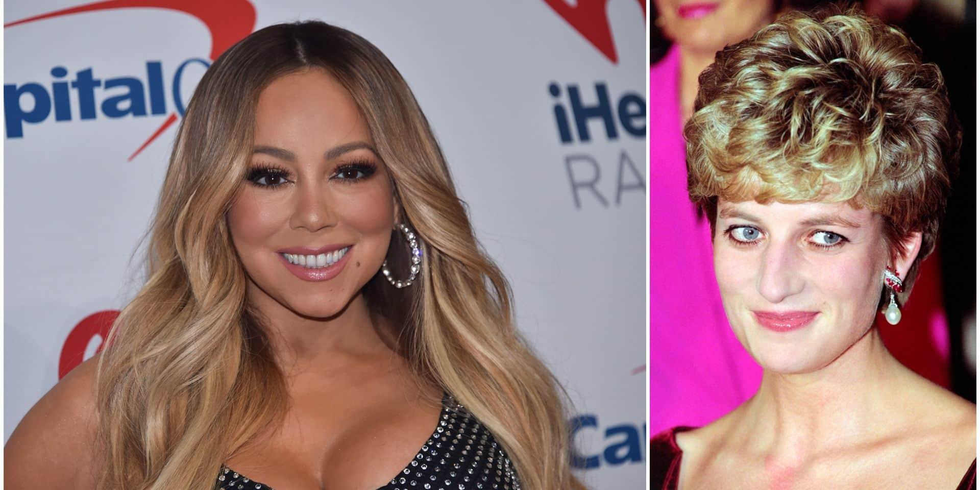 Mariah Carey estime que les réseaux sociaux auraient pu sauver Lady Di
