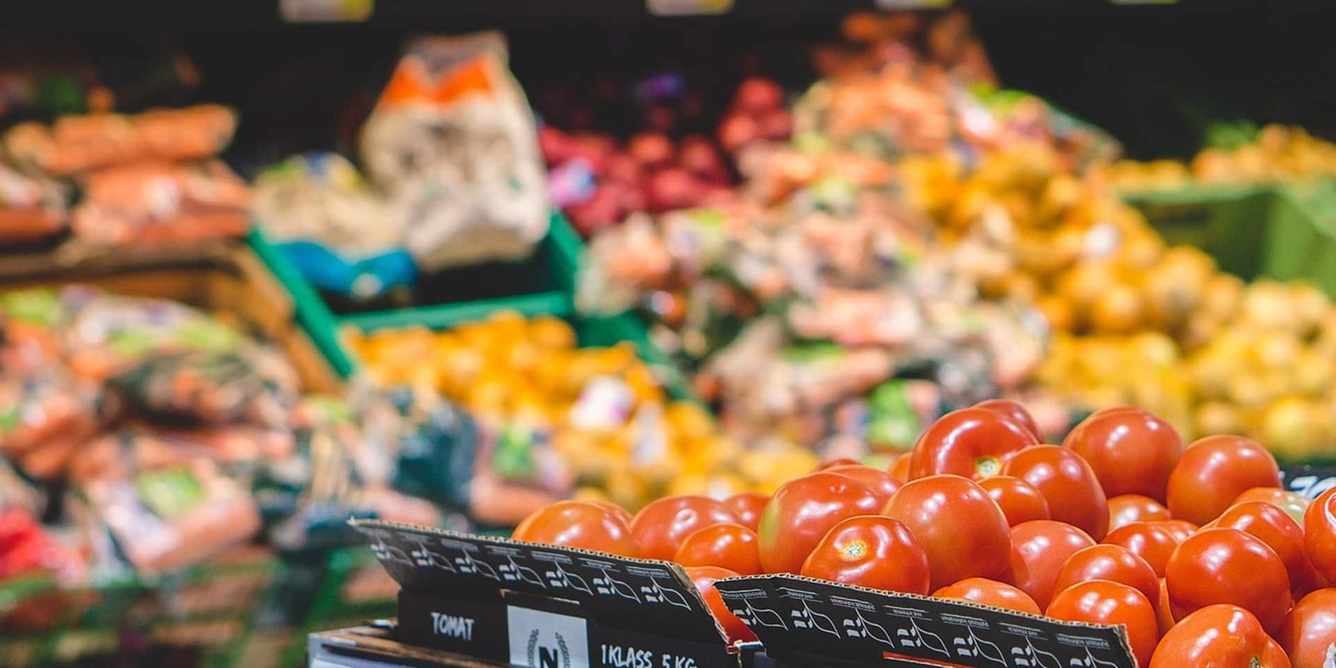 Colruyt va bannir les sachets uniques destinés aux fruits et légumes