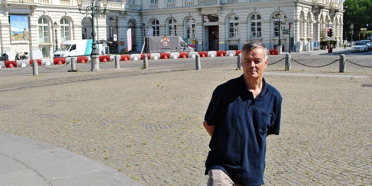 Bruxelles-Ville: Un réaménagement plus convivial de la place Royale