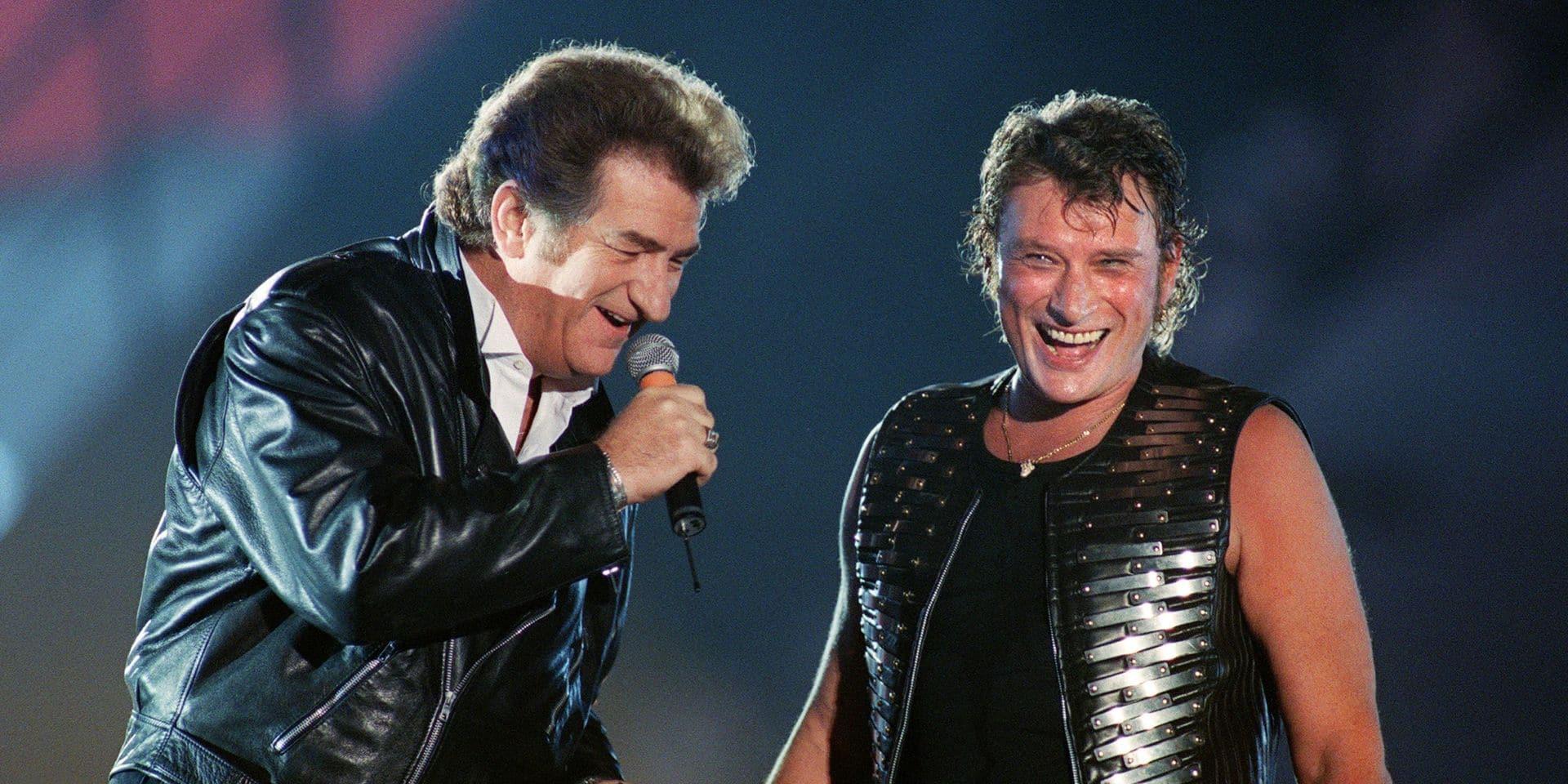 """La guitare de Johnny ou """"30.000 dollars partis en fumée"""", la coke et la nouvelle génération... Les confidences d'Eddy Mitchell"""