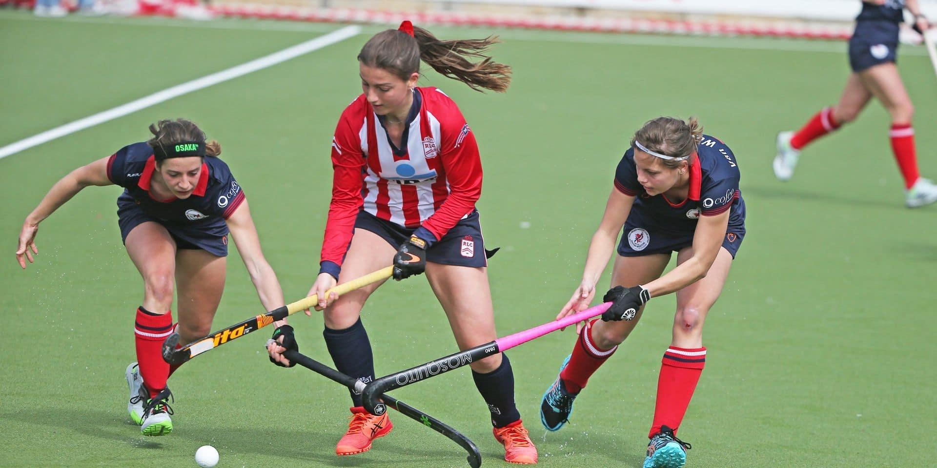 Hockey Dames : le Wellington revient dans la course au sauvetage, le Léopold sort un goal de nulle part et sauve sa journée