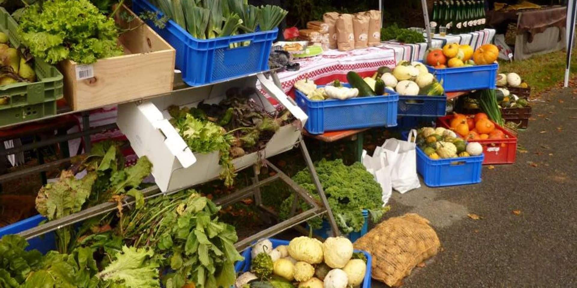 Le CPAS d'Ham-sur-Heure-Nalinnes s'associe avec Commun'Halle pour une alimentation saine et locale