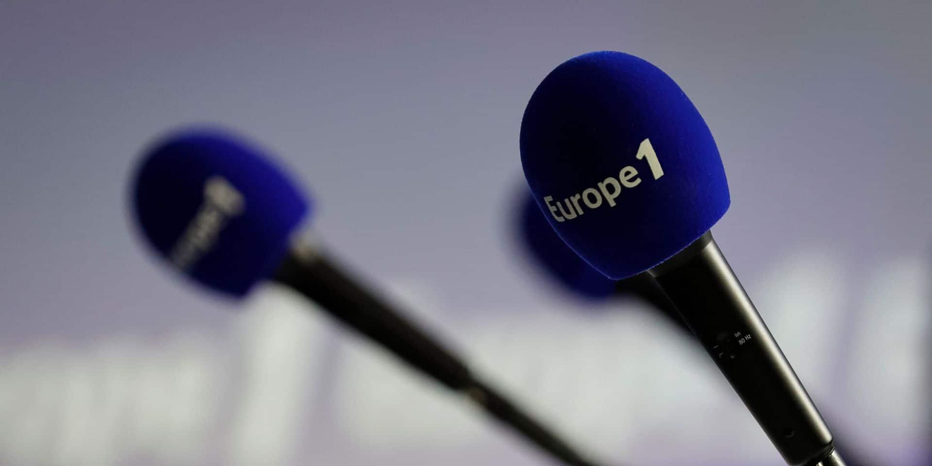 Masques obligatoires sur Europe 1 et France Inter. Quid des radios belges?