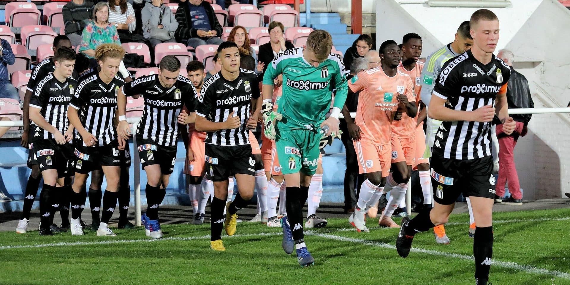"""Alain Decuyper, le boss de l'Ecole des Jeunes du Sporting Charleroi, est confiant : """"Les belles années vont arriver"""""""