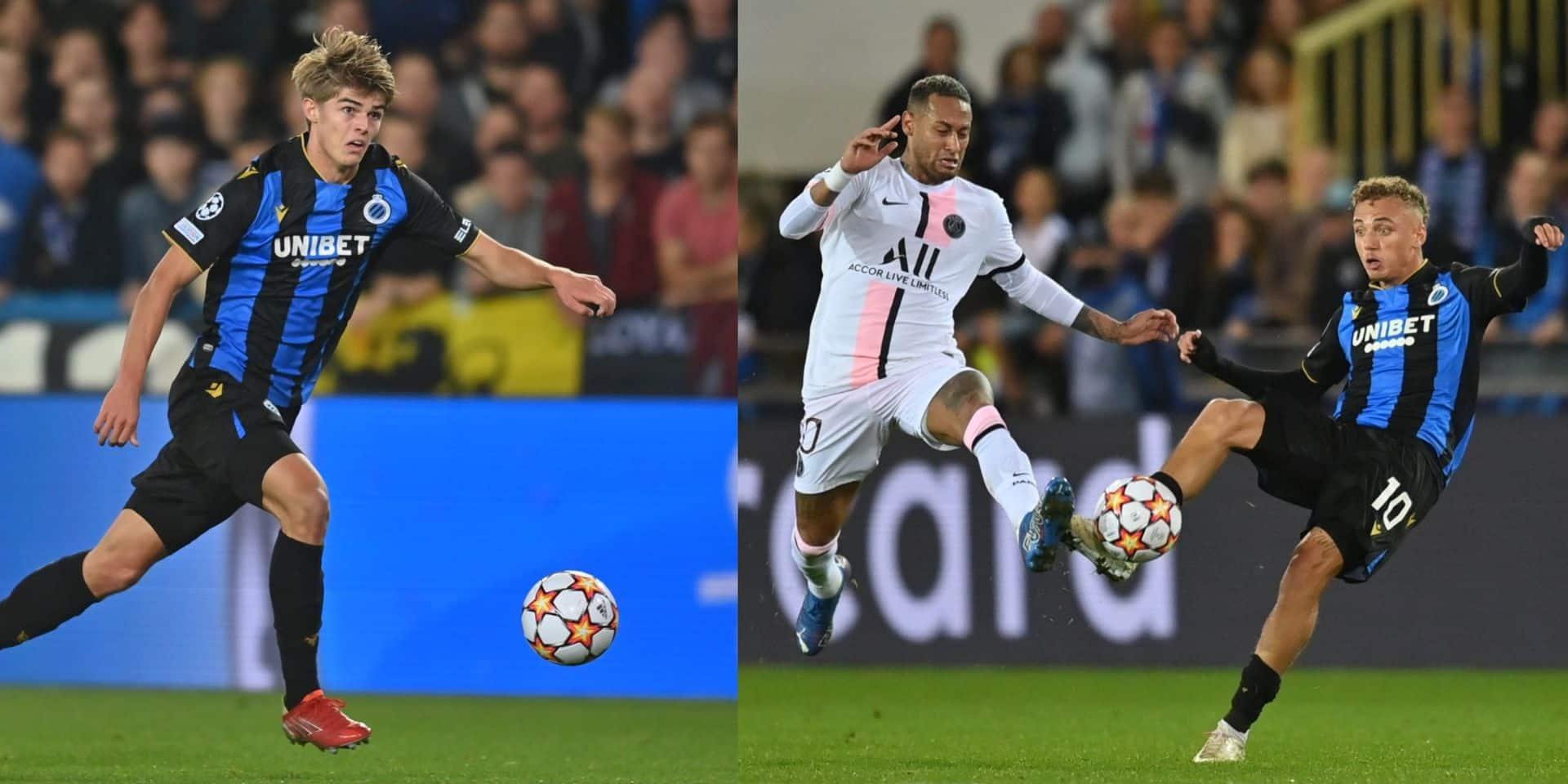 Après leur prestation trois étoiles contre le PSG, De Ketelaere et Lang prolongent avec le Club Bruges