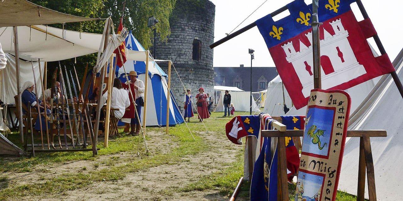 Un week-end médiéval à Vaulx