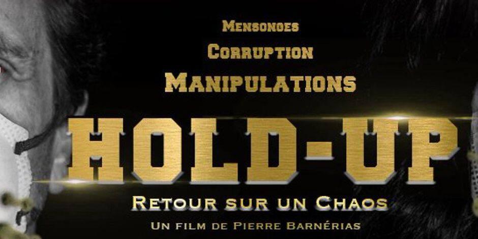 """Décryptage: """"Hold-Up"""", le documentaire complotiste qui alimente la paranoïa"""