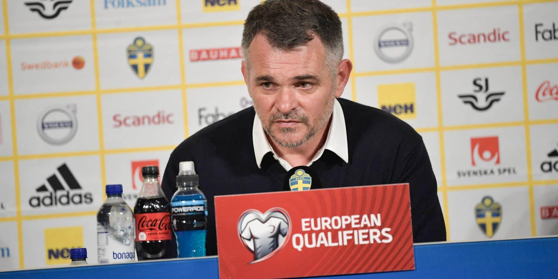 """Willy Sagnol, sélectionneur de la Géorgie: """"Mikautadze ? Le premier joueur appelé"""""""