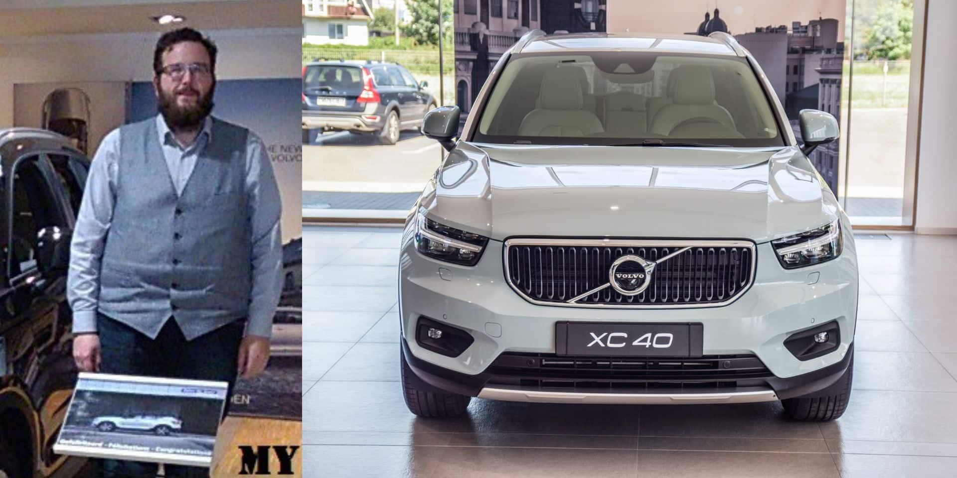 Capharnaüm administratif concernant la zone basses-émissions de Bruxelles: il achète une Volvo flambant neuve et reçoit 350 euros d'amende quand même!