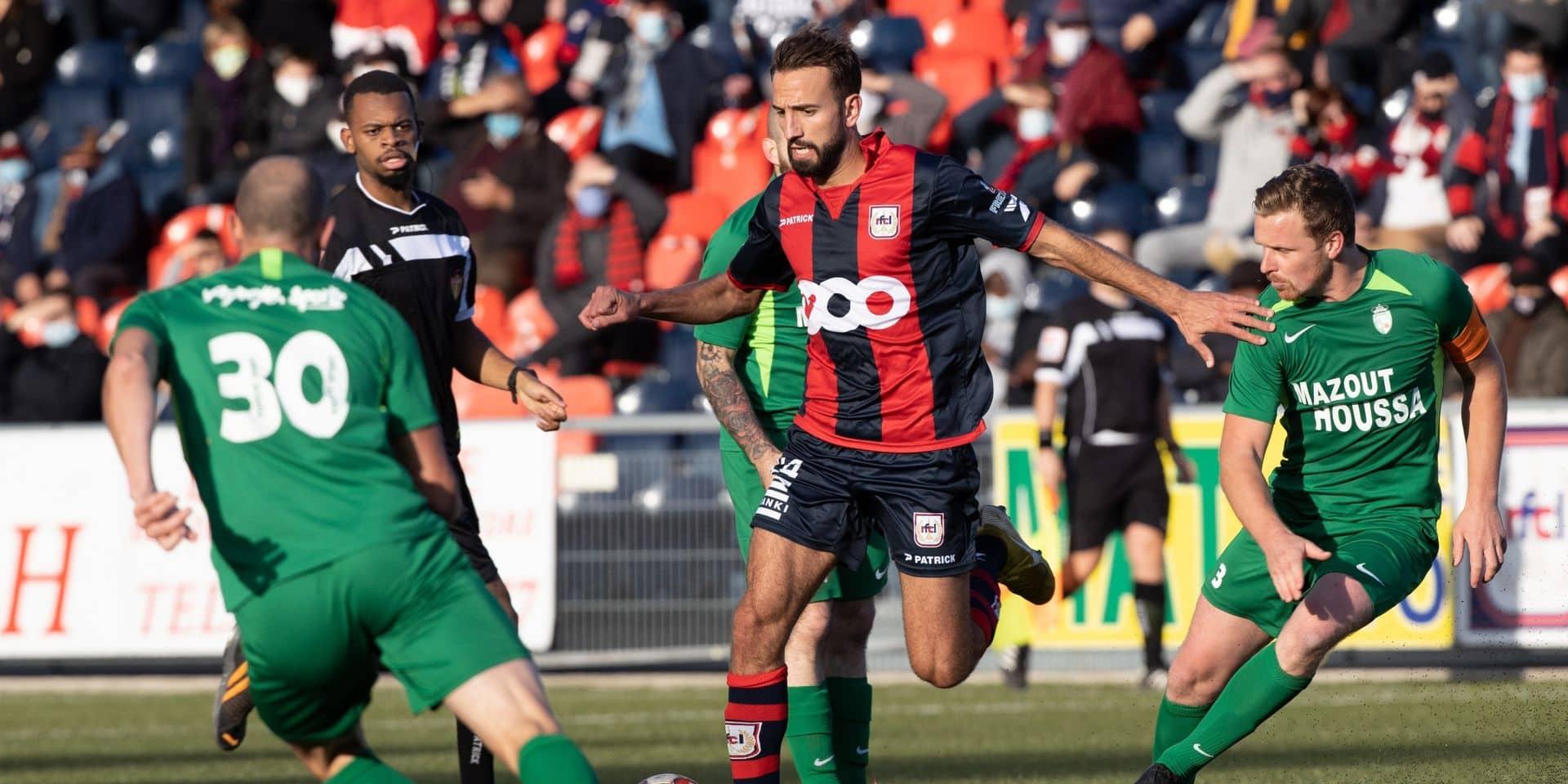 """Le RFC Liège soulagé de voir la reprise fixée à janvier: """"Point positif : on pourra aller au bout du championnat"""""""