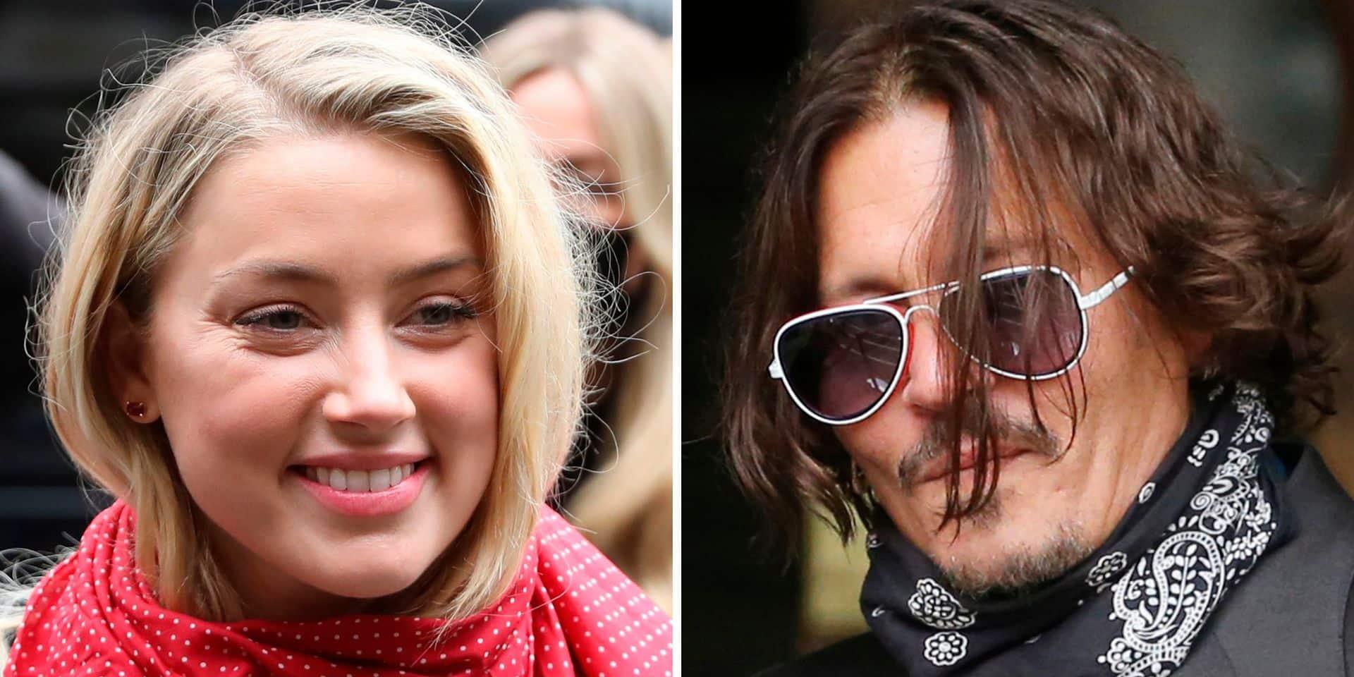 """Johnny Depp nie être un """"monstre"""" ayant frappé son ex-femme"""