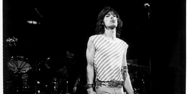 Le style rock'n'roll et inimitable de Mick Jagger en 10 photos - La DH