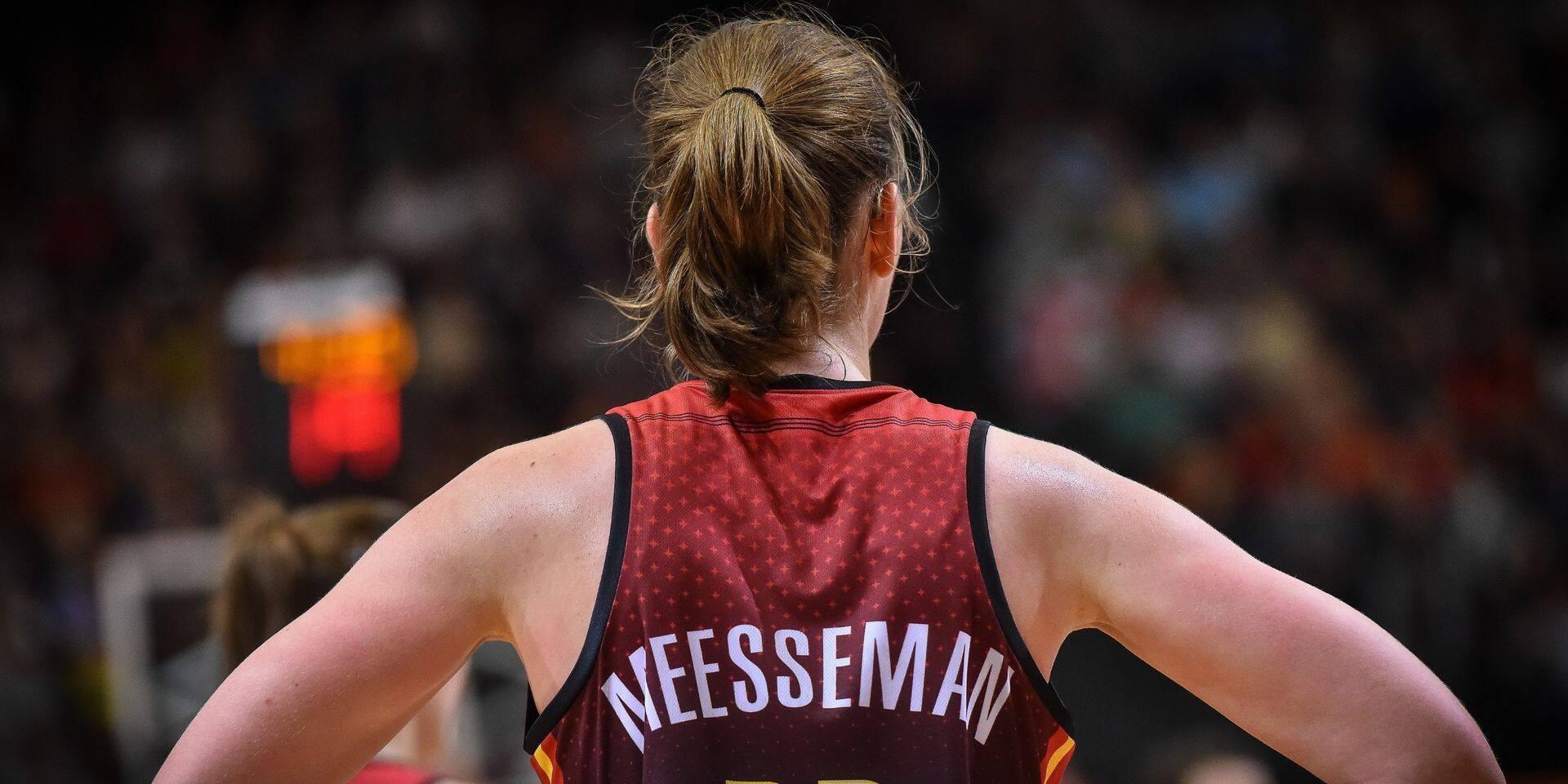 Emma Meesseman contente d'avoir vu jouer les Cats ainsi sans elle !