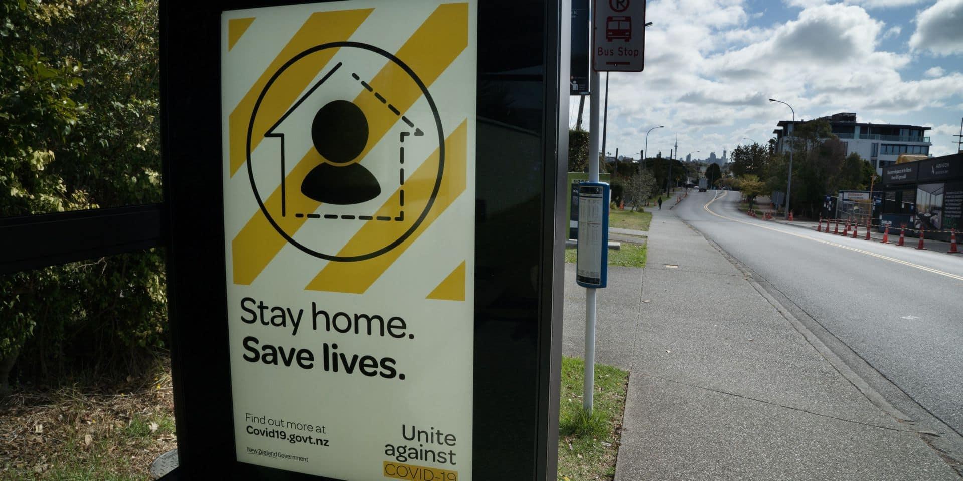 Coronavirus dans le monde: la Nouvelle-Zélande maintient ses frontières fermées, plus d'un milliard de vaccinés en Chine