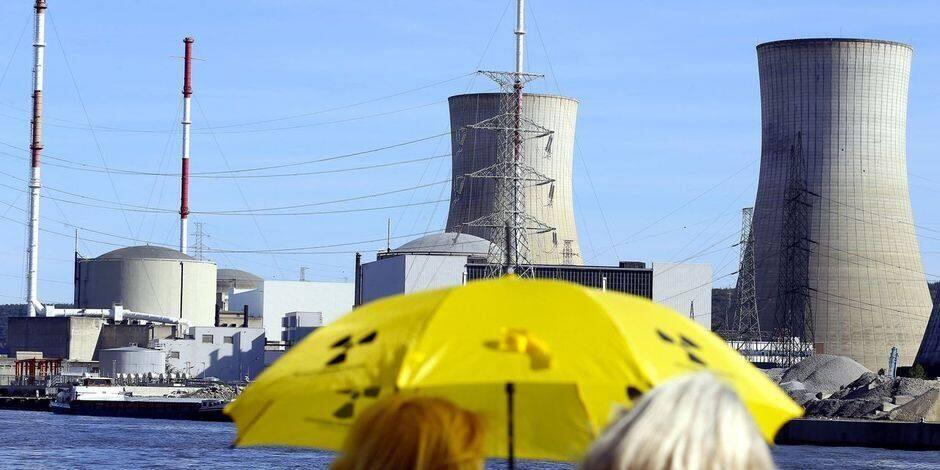 Huy: 127 cas de coronavirus à la centrale nucléaire de Tihange