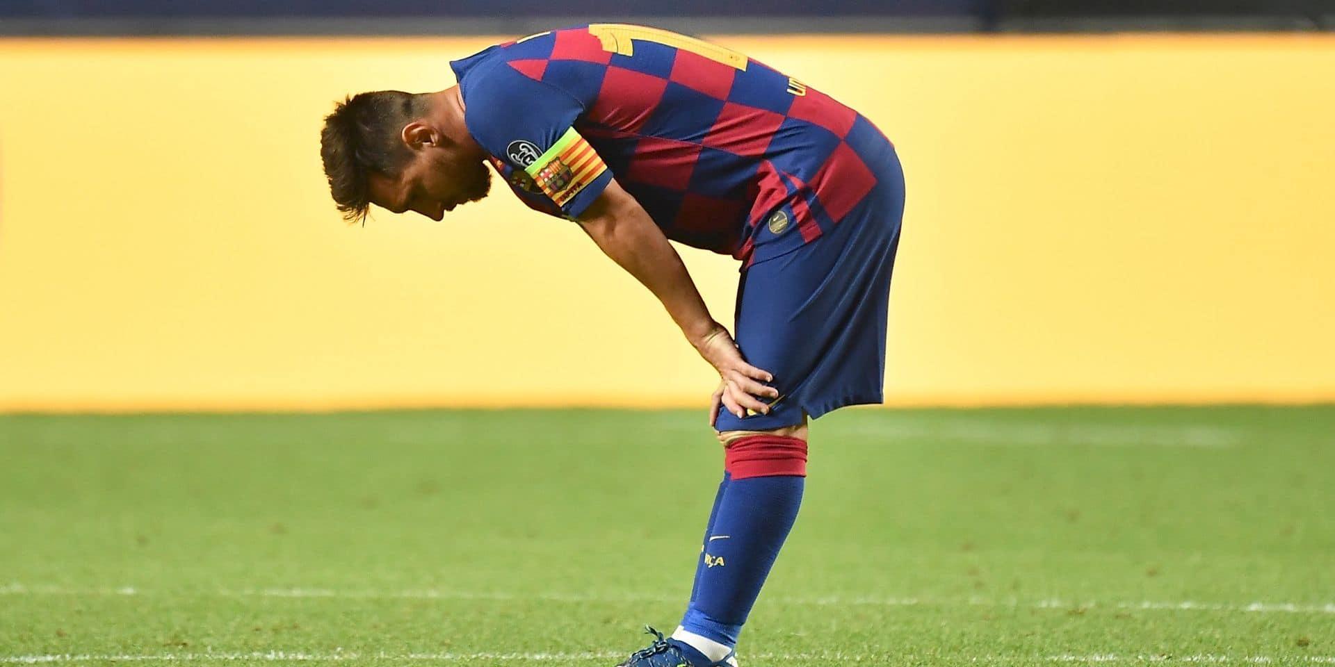Journal du mercato (27/08): Lionel Messi aurait choisi Manchester City !