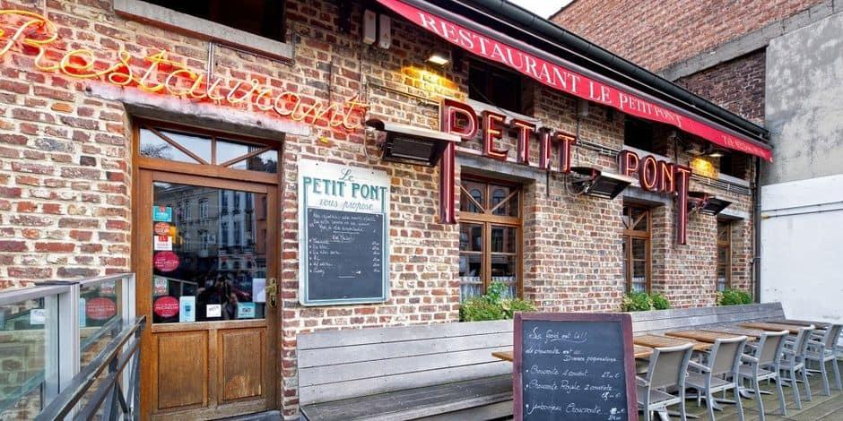 Petit pont mais grandes saveurs: une cuisine belgo-belge qui fait chaud au coeur et au corps