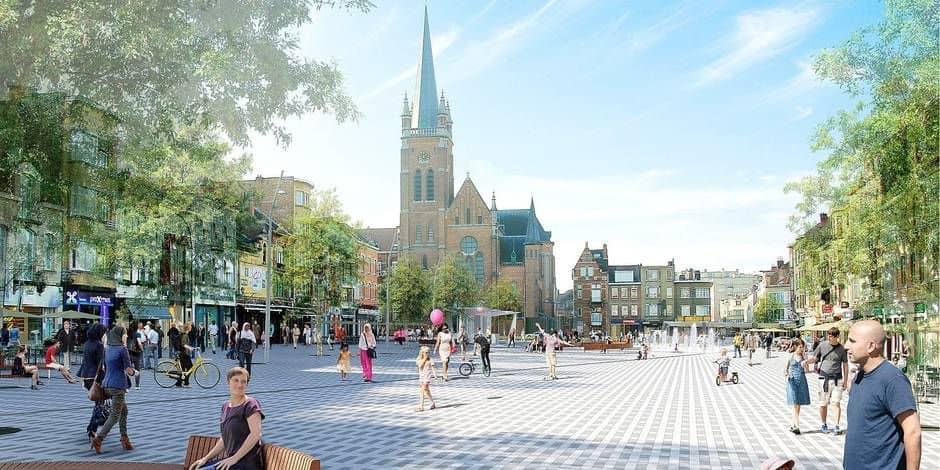 Jette : Le conseil communal approuve le plan Good Move de la Région