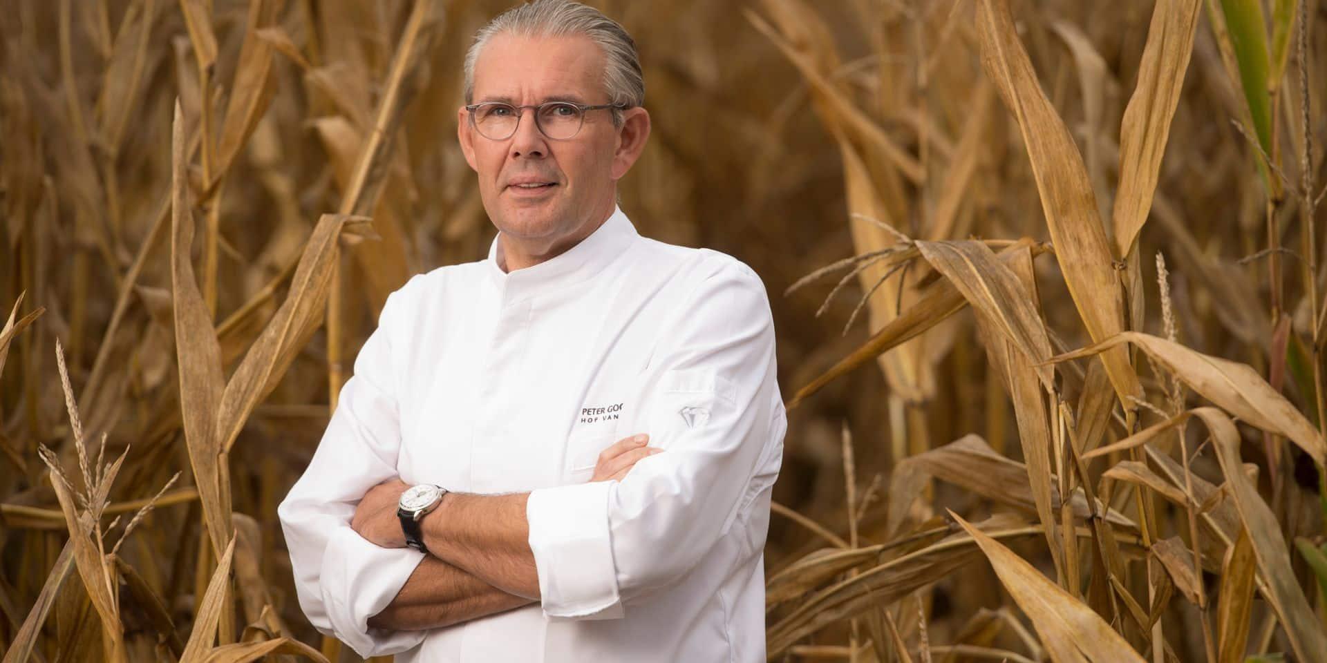 """Le """"Hof van Cleve"""" de Peter Goossens de retour parmi les 50 meilleurs restaurants du monde"""