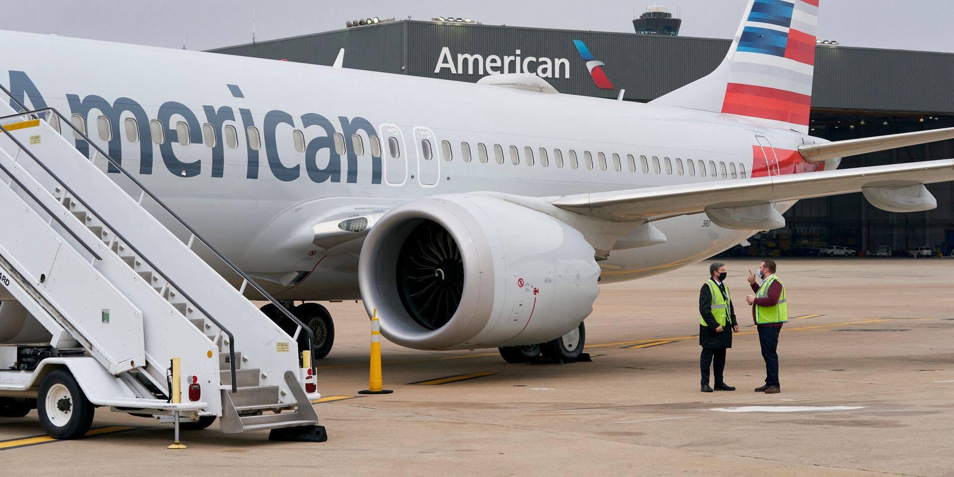 Boeing somme certains clients de réparer leur 737 MAX