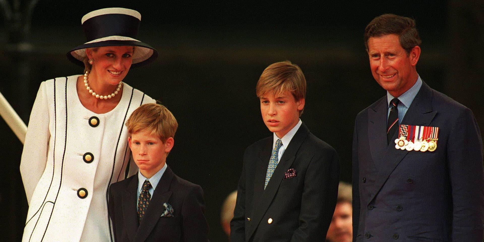 Harry et William : la bonne habitude dont ils ont hérité du prince Charles durant leur enfance