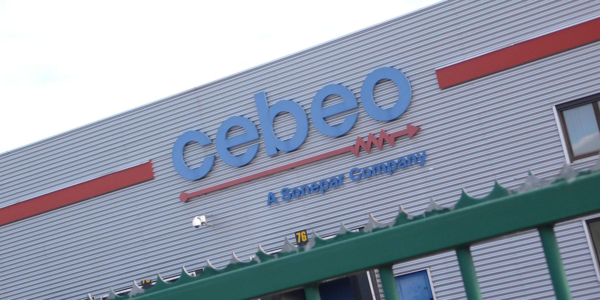 Mouscron: un avis négatif pour le dossier CEBEO