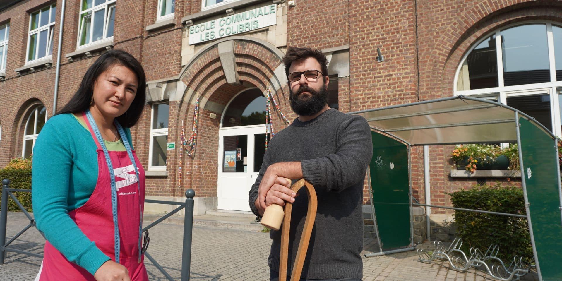 """La Hulpe: un projet """"artisanal"""" pour sauver le bâtiment des Colibris"""