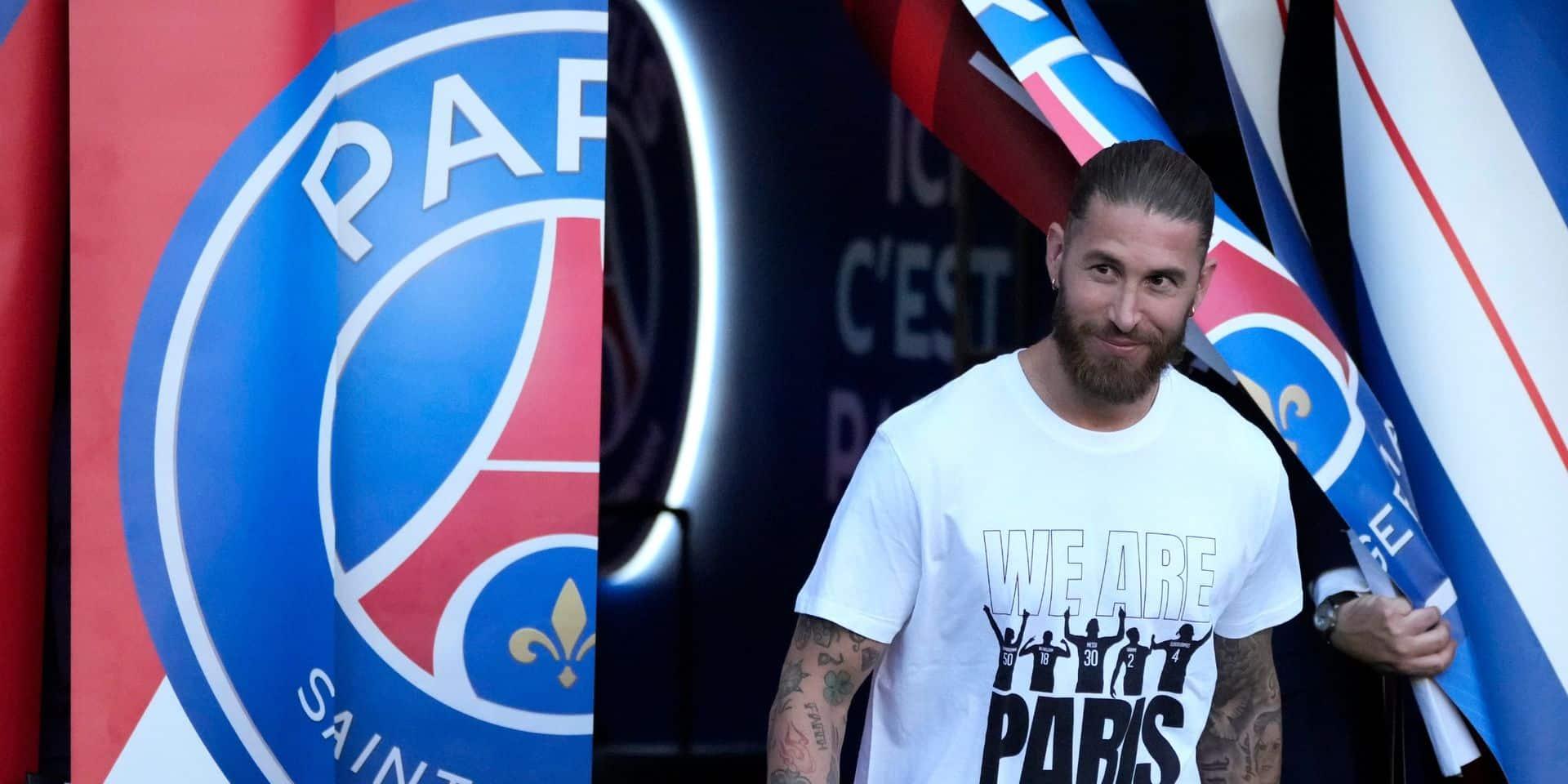 """Imbroglio autour du cas Ramos au PSG : """"Son genou est en plus mauvais état qu'on ne le disait"""""""