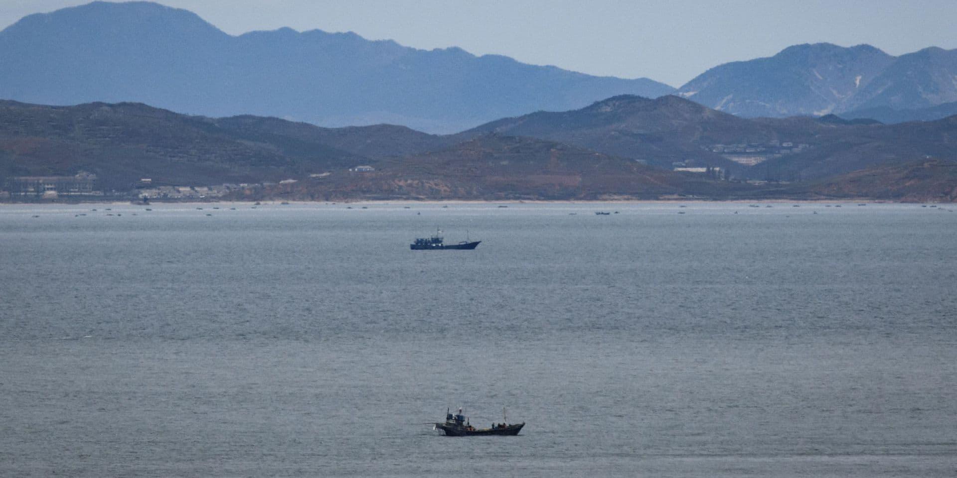 La Corée du nord a abattu un Sud-Coréen travaillant dans la pêche dans ses eaux territoriales