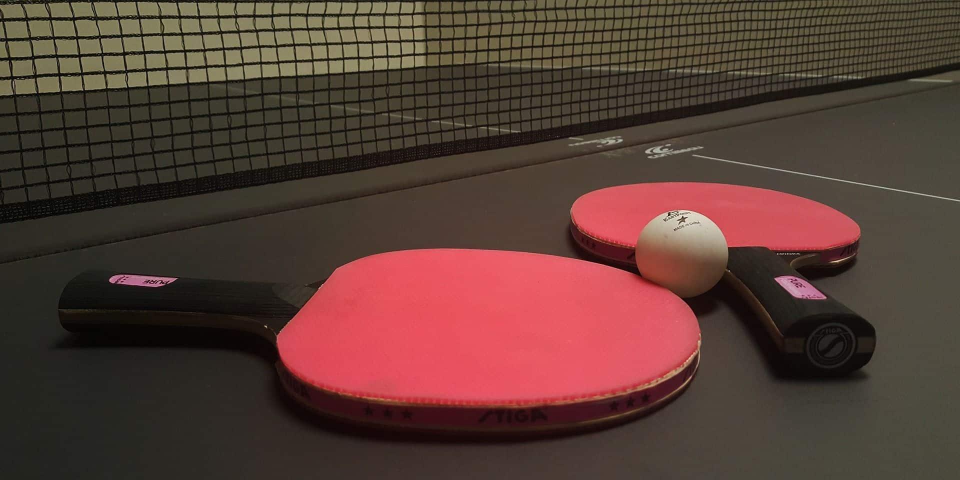 Tennis de table: l'équipe féminine de la Villette est forfait en Superdivision !