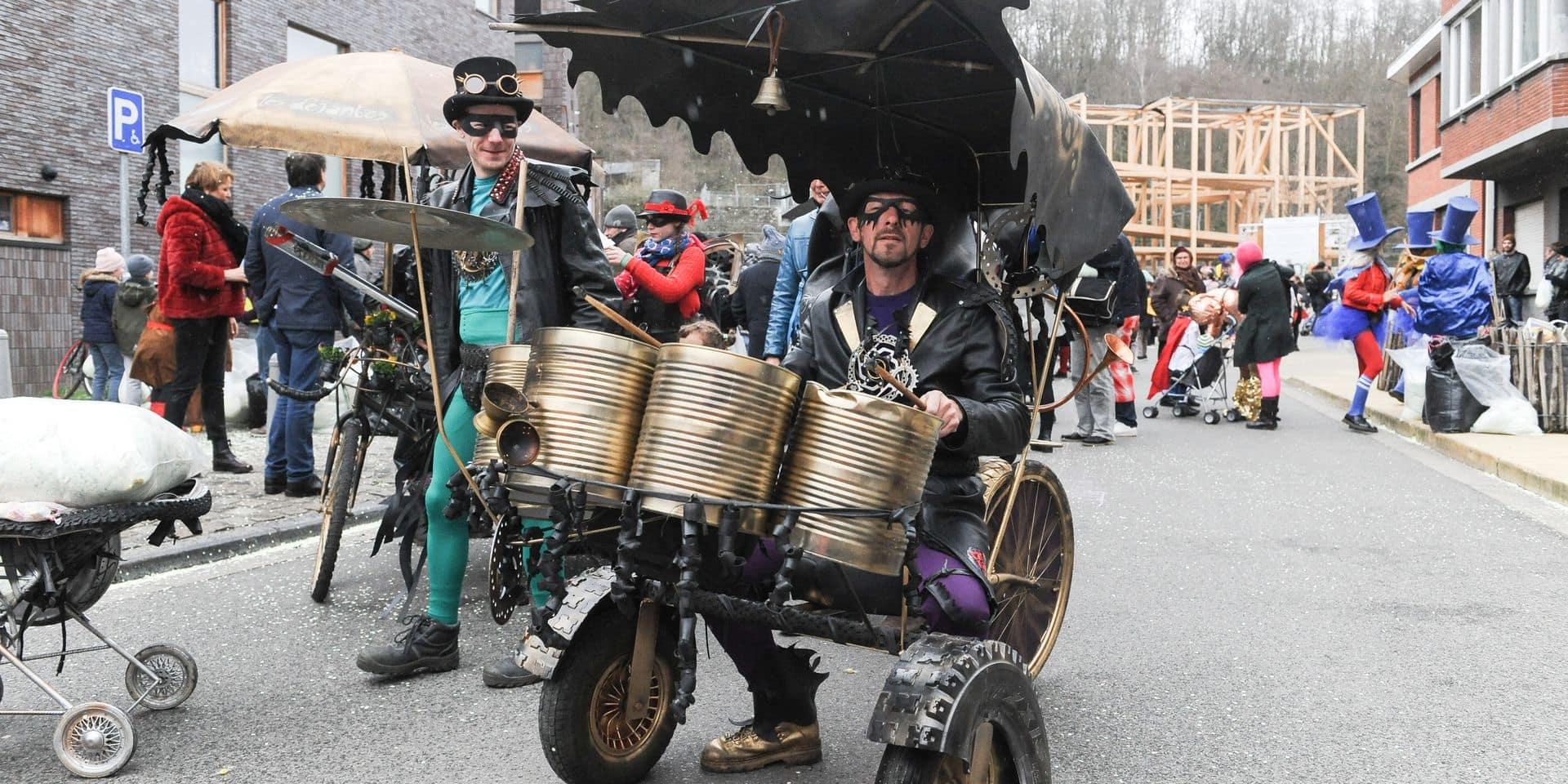 Carnaval du Nord à Liège : toujours un joyeux bordel !