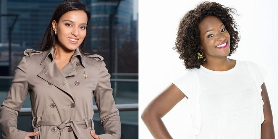 """Cécile Djunga soutient Salima Belabbas: """"Il est temps que les lois évoluent"""""""