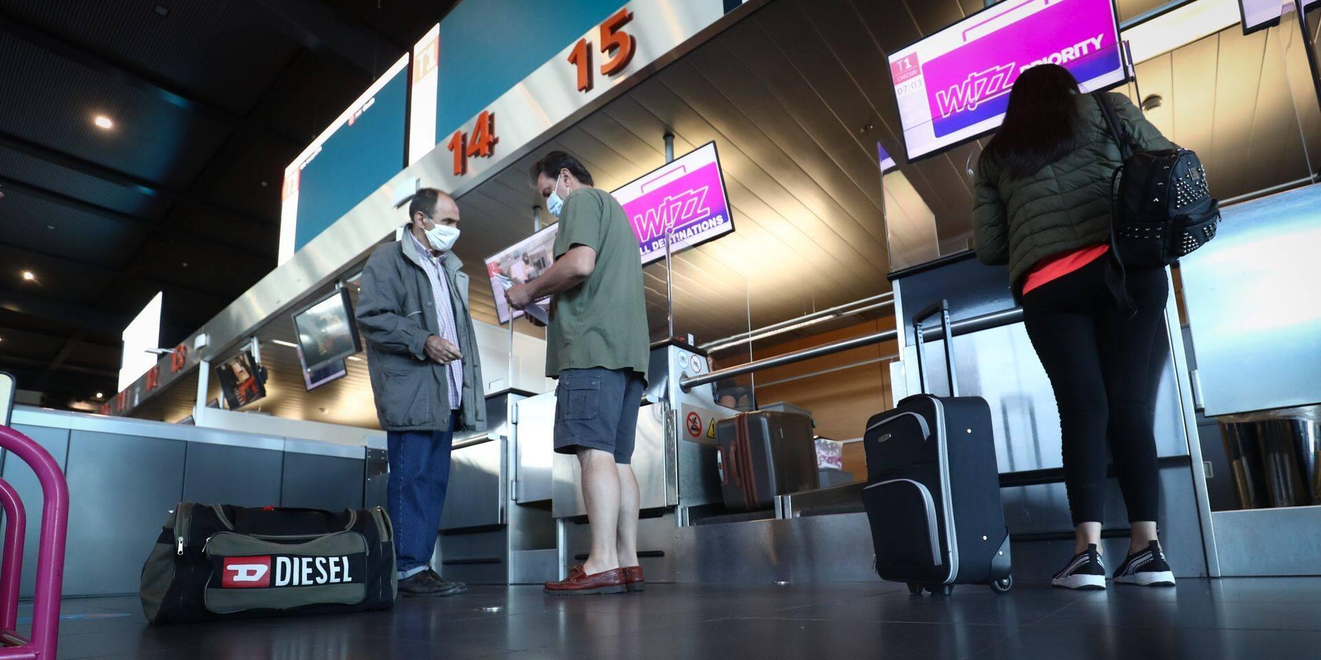 Les travaux de sécurisation du site de Brussels South Charleroi Airport débutent jeudi