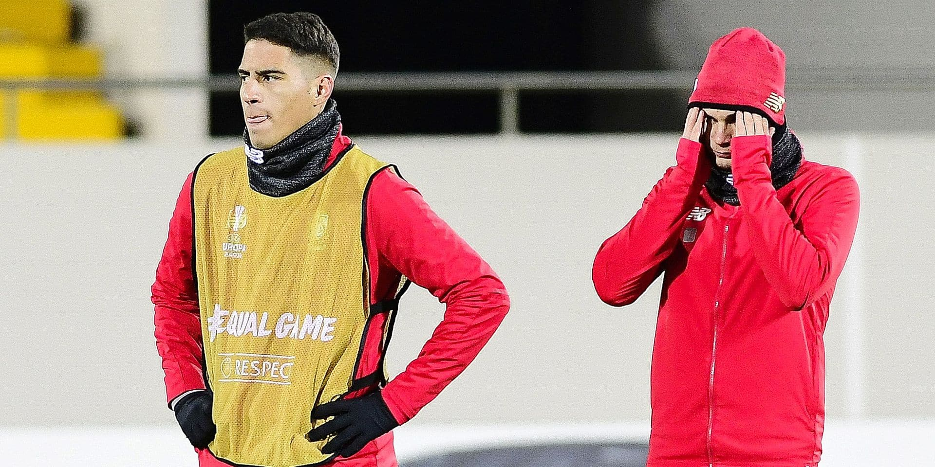 Carlinhos officialise lui-même qu'il va quitter le Standard, deux clubs brésiliens sur le coup